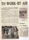 Local RAF newspaper clipping